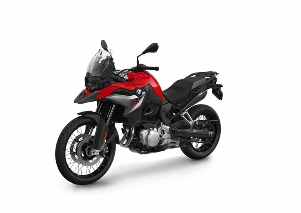 BMW F 850 GS Racing Red