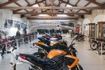 Benelli Museum weer open voor publiek