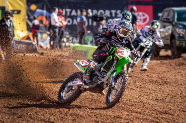 Eli Tomac is de 2020-AMA Supercross-kampioen