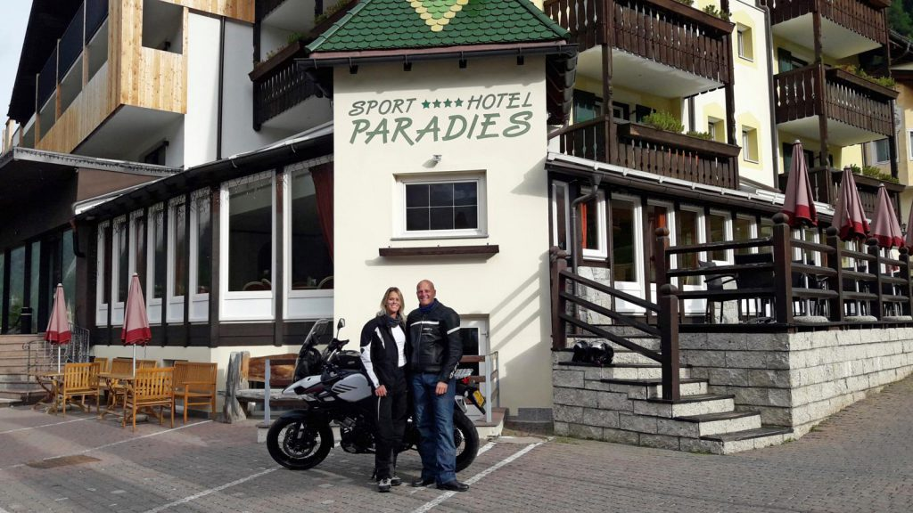 MoHo-Hotel Paradies Pure Mountain Resort