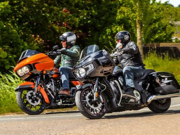 Dubbeltest: Indian Challenger vs. Harley-Davidson Road Glide Special