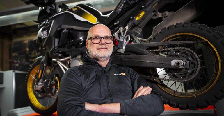 'Ik zag motorrijders uit hun krochten kruipen'