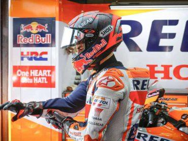 Marc Marquez trekt zich terug uit de MotoGP van Andalusië