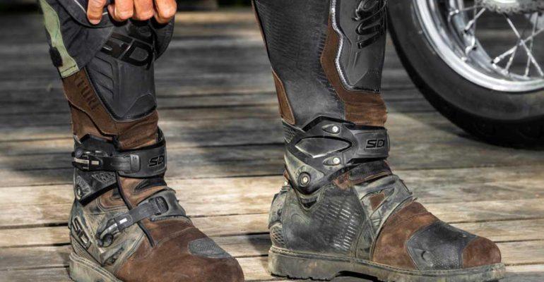 Voor jou getest: Sidi Adventure 2 GTX-allroadlaarzen