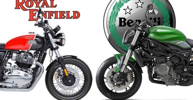Kawasaki en Yamaha in de plus