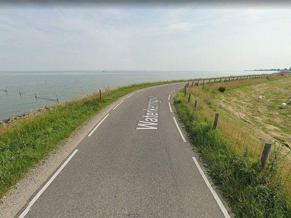 Afsluiting Zuiderdijk tussen Venhuizen – Hoorn: motoren tijdelijk niet welkom