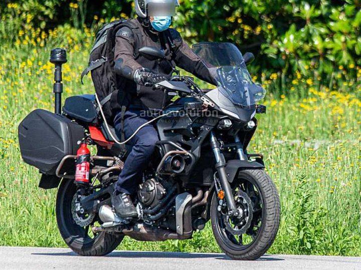 Nieuw: 2020 Yamaha Tracer 700 GT