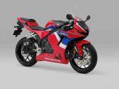 Meer foto's van de nieuwe  Honda CBR600RR