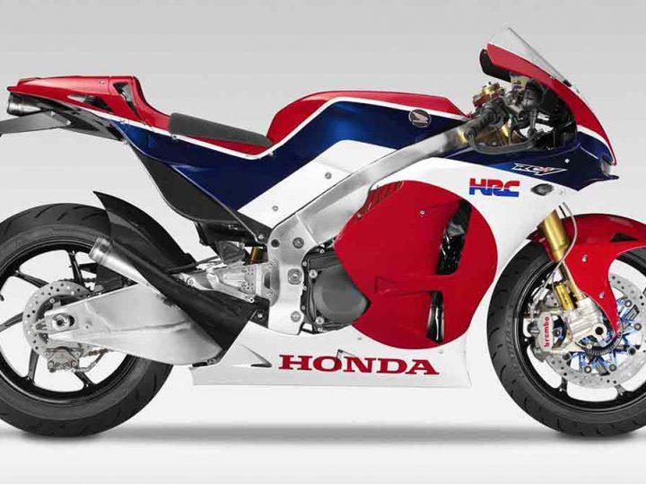 Gerucht houdt aan: Honda V4 sportmotor voor 2021