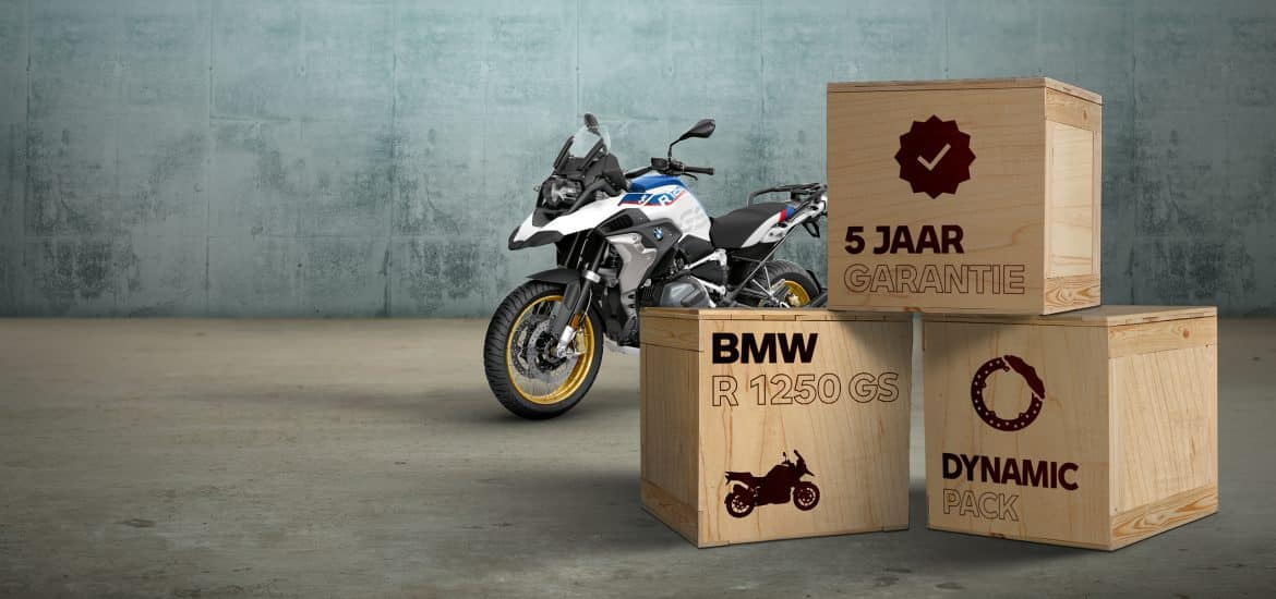 BMW Motorrad Upgrade Packages