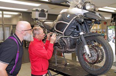 Marathonmotor: BMW R 1200 GS Adventure