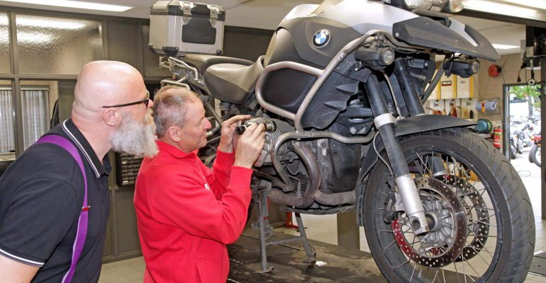 Marathonmotor: BMW R 1200 GS Adventure