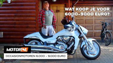Wat Rij Jij? Occasionmotoren 6.000 – 9.000 euro