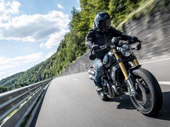 Eerste test Ducati 1100 Scrambler Sport Pro