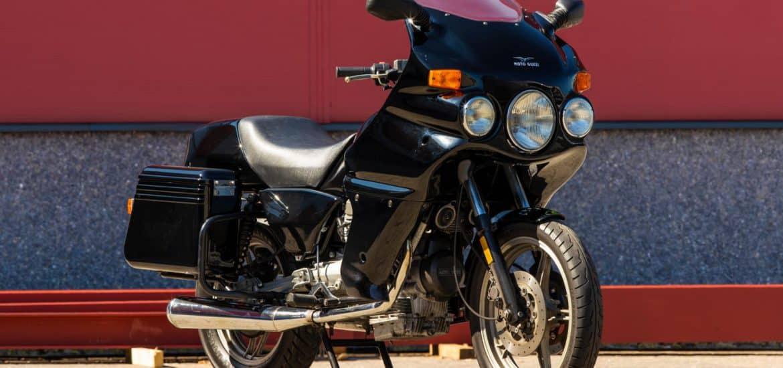 Moto Guzzi V75 Koeman Motoren Huizen