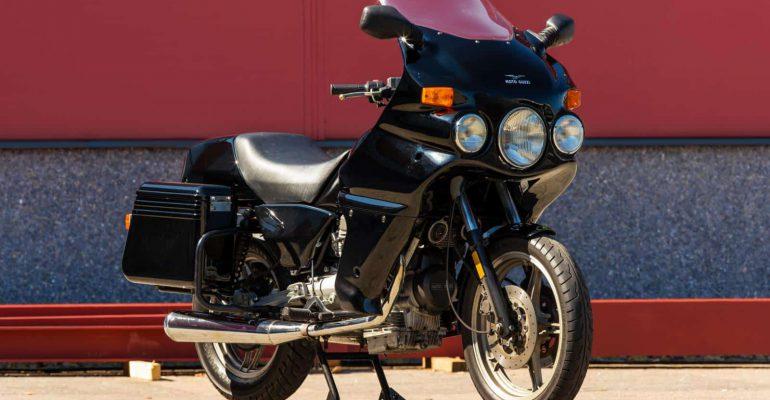 Moto Guzzi V75: Dodo of adelaar?