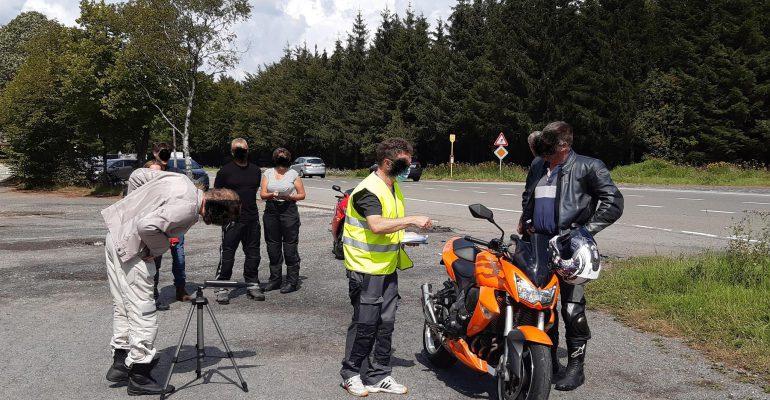 Motoren en Geluid: Ardennen nu ook aan de beurt met strenge controles