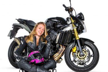 Motorleven: Sylvia van der Meijden