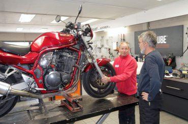 204.300 km op een Suzuki GSF1200 Bandit : Marathonmotor