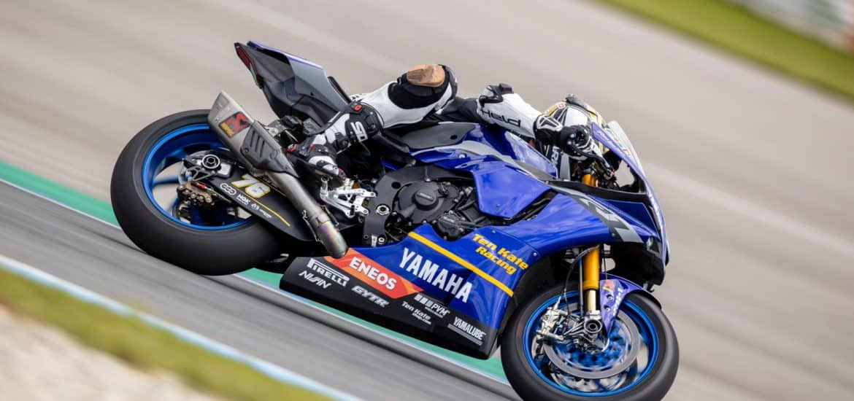 Ten Kate Racing SBK Yamaha YZF-R1