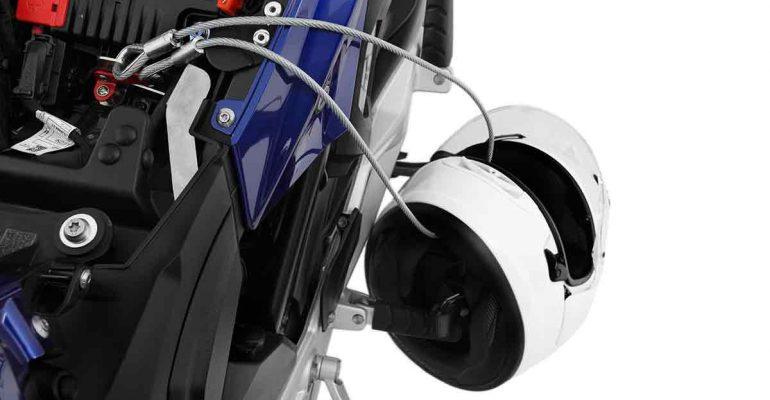 Wunderlich Helm-Lock nu ook voor de BMW F 900 R en XR