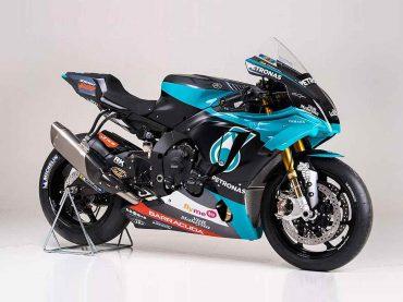 Yamaha bouwt 46 Petronas racers van 46.000 euro per stuk
