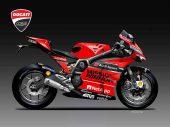 Voor de motorstarter: Ducati Superdesmo R