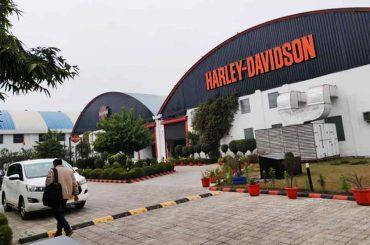 Beperkt Harley-Davidson activiteiten in India?