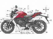 Honda: Patent toont e-bike op 125cc niveau