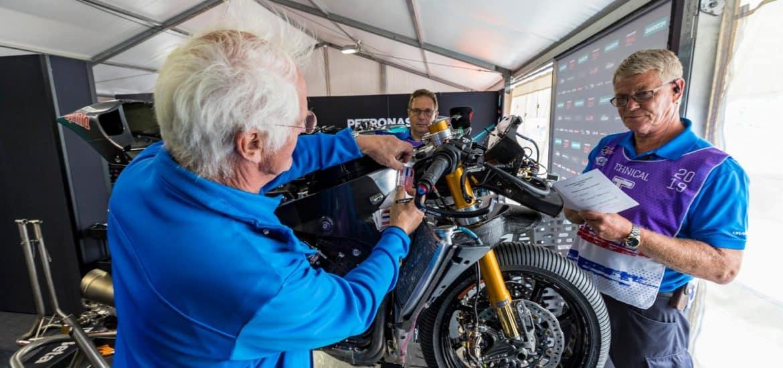 Keuring MotoGP