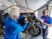 MotoGP: De kunst van het keuren