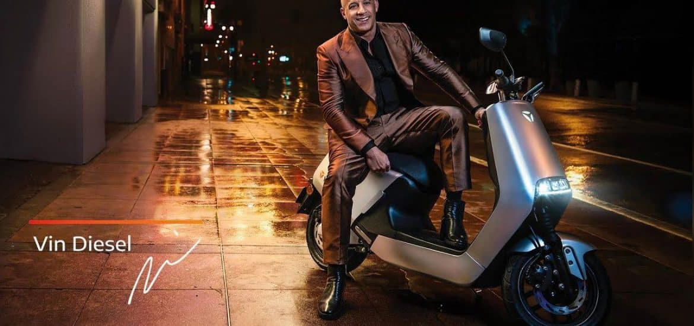 Vin Diesel Scooter