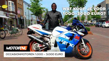 Wat Rij Jij? Occasionmotoren 1.000 – 3.000 euro