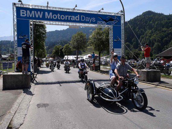 BMW Motorrad Days vanaf 2021 in Berlijn