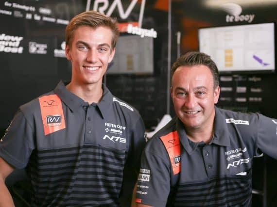 Piotr Biesiekirski valt in bij NTS RW Racing GP