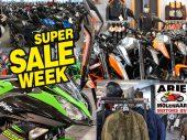 Super Sale Week bij Arie Molenaar Motors en Molenaar Motors BMW