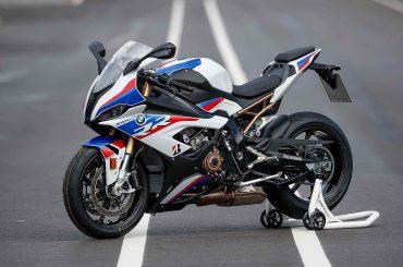 BMW: actieve aerodynamica op de M1000RR?