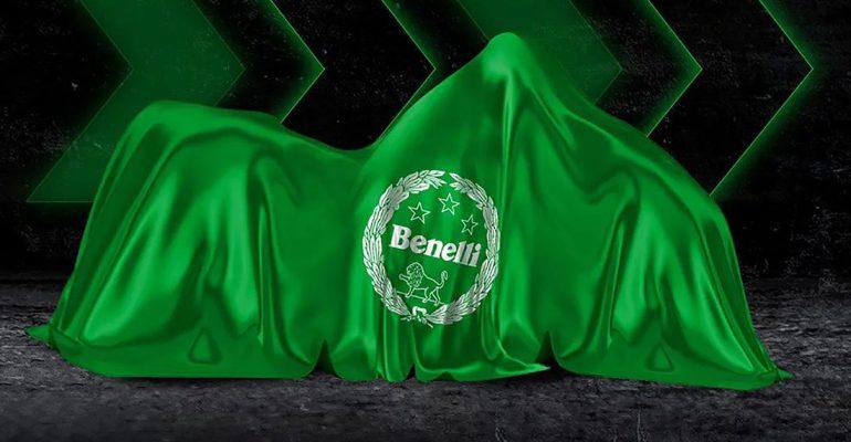 Benelli: nieuwe supersport of supernaked viercilinder?