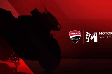 Ducati en Motor Valley Development promoten samen Emilia-Romagna