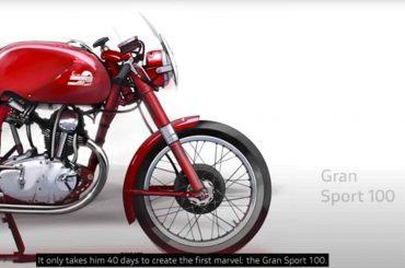 Ducati eert Fabio Taglioni's carrière met een videoreeks