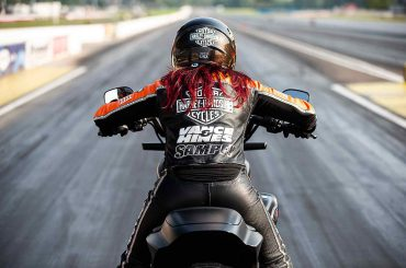 Harley-Davidson LiveWire verbetert wereldrecord tijdens EV-race