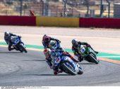 WorldSBK Aragon: Michael beste Yamaha-coureur in Aragón