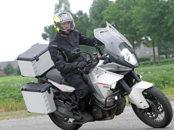 Marathonmotor: KTM 1290 SA