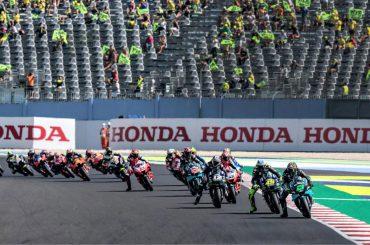 GP San Marino & Emilia Romagna een onvoorspelbaar spektakelstuk
