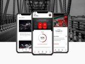 MyDucati App: De wereld altijd bij de hand