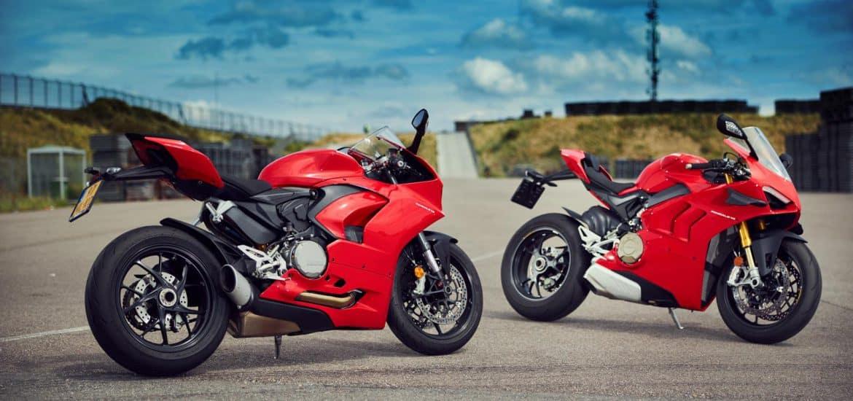 Ducati Panigale V2 V4 S