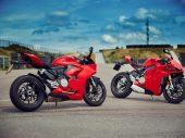Dubbeltest: Ducati Panigale V2 vs. Ducati Panigale V4 S