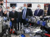 Royal Enfield opent fabriek in Argentinië