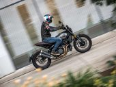 Indian FTR 1200 Rally – Eerste test