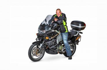 Motorleven: Richard Huis